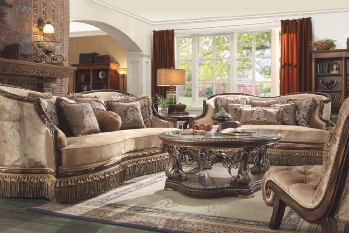 Ideas for Victorian Living Room Design