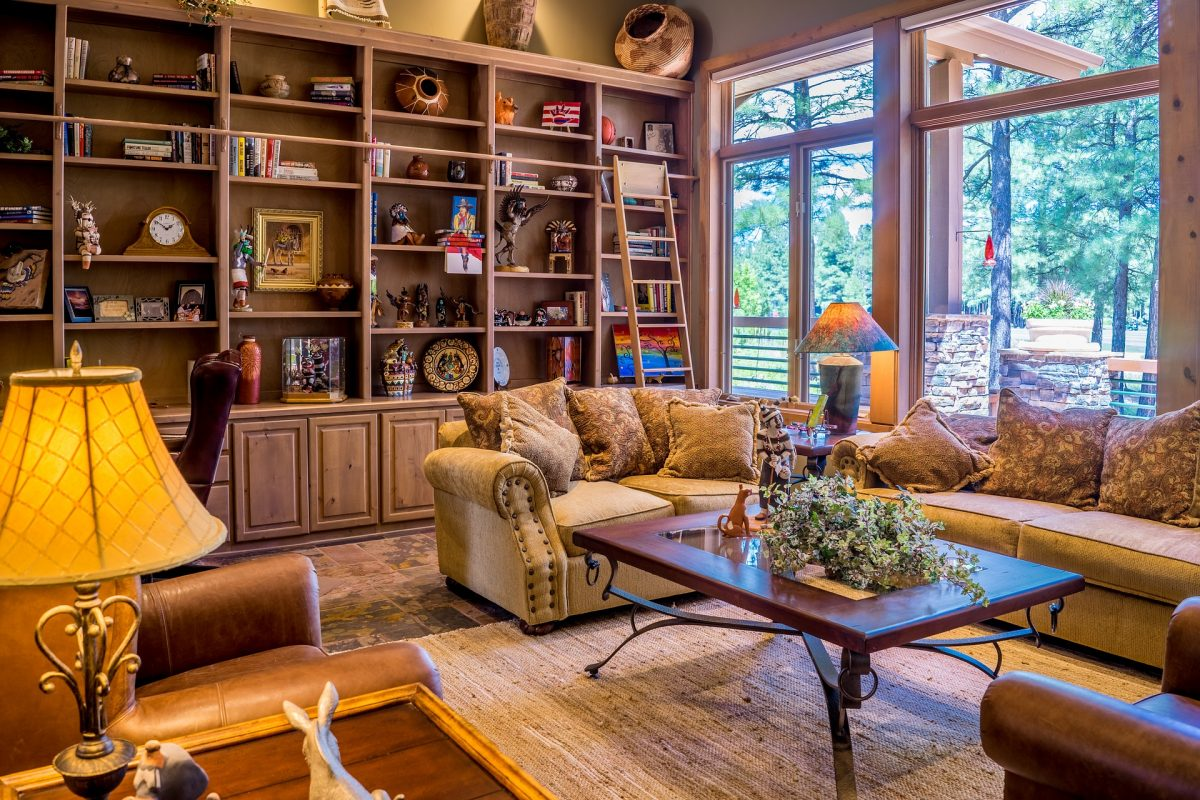Tips for Setting up a Welcoming Living Room