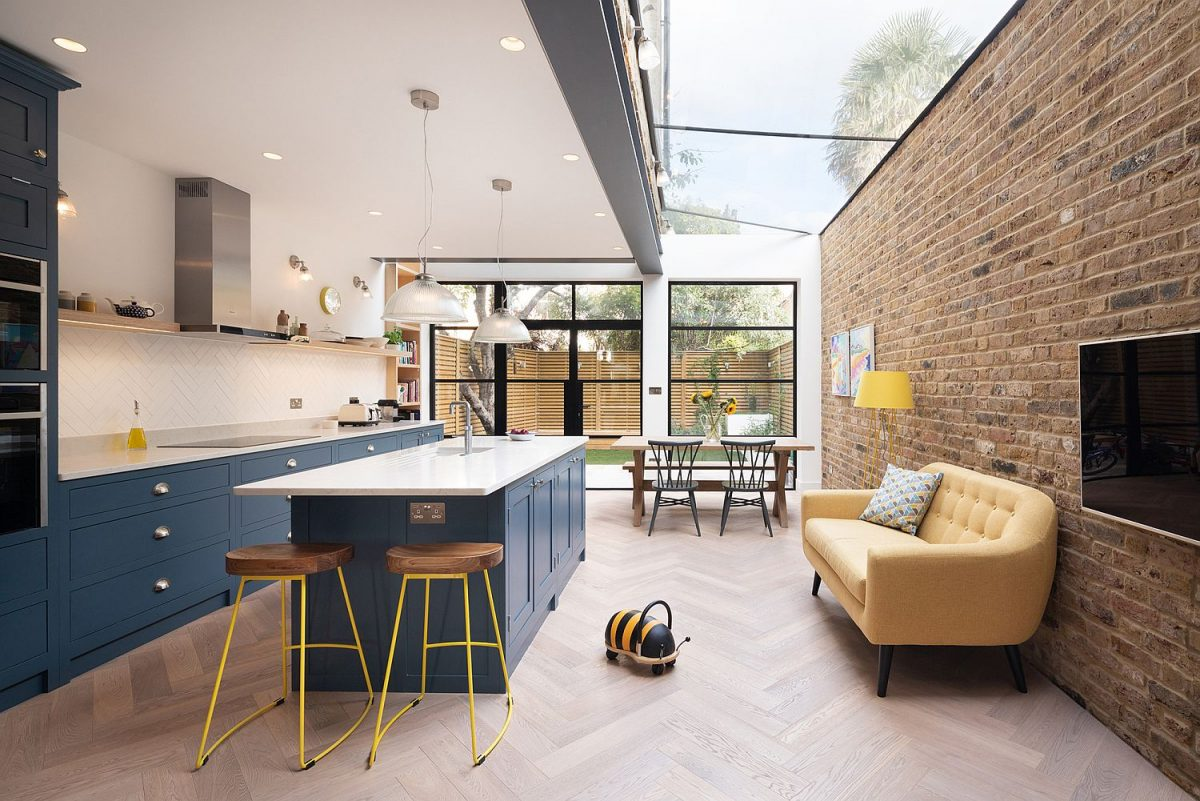 Kitchens That Connect From Inside To Outside